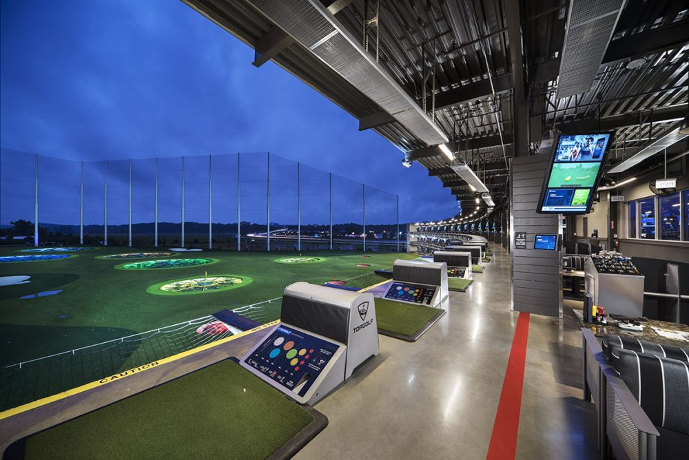Swing into Spring at TopGolf - Tournament and Luncheon for Open Door Animal Sanctuary @ Top Golf